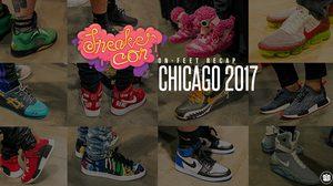สนีกเกอร์ เด็ดๆ ภายในงาน Sneaker Con ที่เมือง Chicago ทั้งสวย และหายากมาก