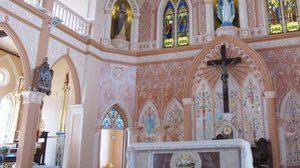 โบสถ์วัดแม่พระปฏิสนธินิรมล โบสถ์คริสต์ที่สวยที่สุดในประเทศ จันทบุรี