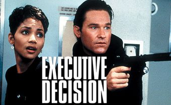 Executive Decision ยุทธการดับฟ้า