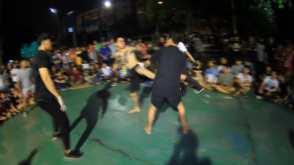 Fight Club Thailand นนท์ x อ้น คู่ที่ 57