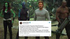 เจมส์ กันน์ เผย อีสเตอร์เอ้กชิ้นใหญ่ในจักรวาล Guardians of the Galaxy ยังไม่ถูกพบ