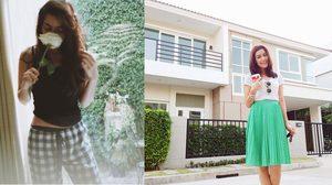 ส่อง บ้านคิมเบอร์ลี่ ผ่าน IG นางเอกช่อง 3 คนสวย