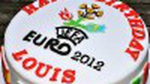 เก็บตก ยูโร 2012 กับเค้กฟุตบอลยูโร น่ารัก น่าทานเกินห้ามใจ