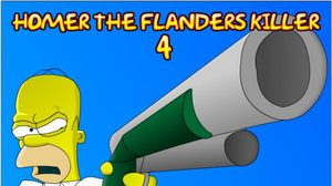 เกมส์ Homer the Flanders Killer 4