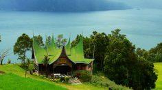 ทะเลสาบมานินเจา สุดสวยบนเกาะสุมาตรา