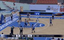Q1 อิรัก ปะทะ ไทย ศึก FIBA ASIA CHALLENGE 2016