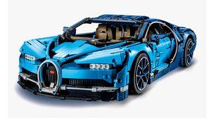 ต่อกันมือหงิก! เลโก้ซุปเปอร์คาร์ Bugatti Chiron ความละเอียดสุดบ้าคลั่ง