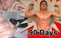 เปลี่ยนหนุ่มอ้วนให้ฟิตภายใน 90 วัน