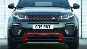 Range Rover Evoque ออกรุ่นพิเศษ Ember Edition ดุดันโดดเด่นไม่ธรรมดา