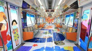 เกาหลีใต้ผุดไอเดีย เนรมิตรถไฟใต้ดินให้เป็นห้องสมุด