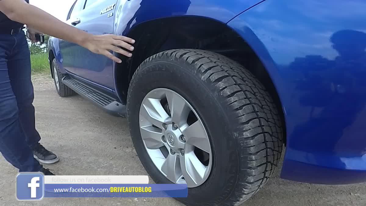 รีวิวยาง Michelin LTX Force สำหรับรถกระบะและ SUV