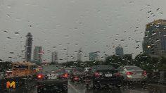 เตือน! 9-12 พ.ค.ไทยตอนบนมีฝนเพิ่มขึ้น กทม.ฝนตกหนักบางแห่ง