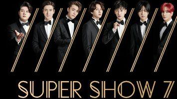 "SUPER JUNIOR พร้อมเสิร์ฟสุดยอดคอนเสิร์ต ""SUPER SHOW 7"" in BANGKOK 28 ม.ค. 2561!"
