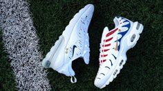 Nike ฉลองความสำเร็จให้กับ Kylian Mbappe ด้วยสนีกเกอร์รุ่นพิเศษ Air Max Pack