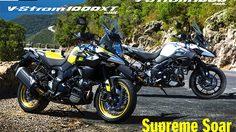 V-Strom 1000/XT ABS  ทะยานสู่สูงสุด พร้อมพิชิตยอดเขาอันสูงชัน