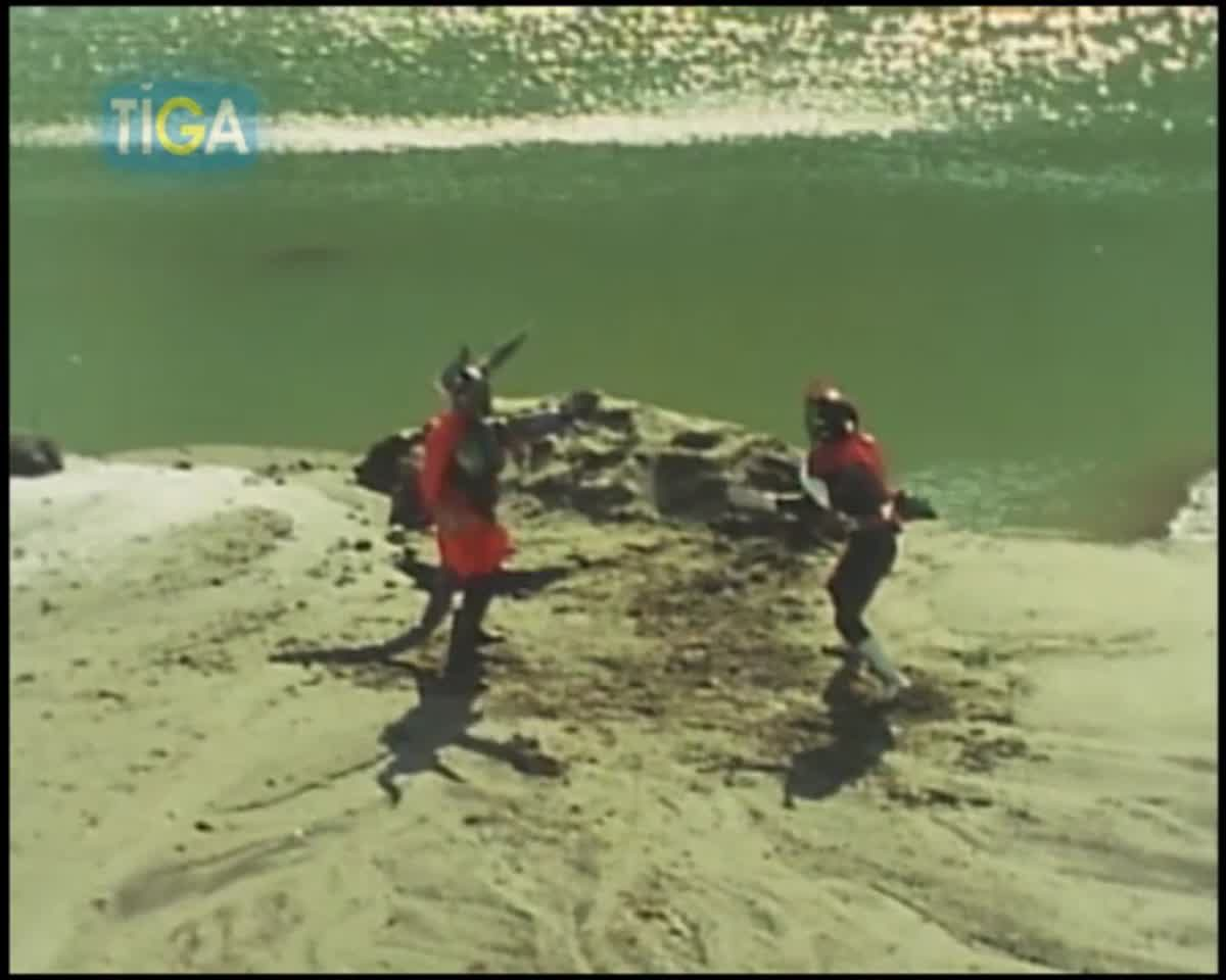 Masked Rider Stronger ตอนที่ 34-3