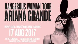 Dangerous Woman Woman World Tour