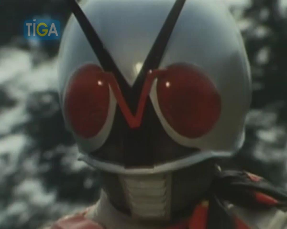 Masked Rider X ตอนที่ 31-3