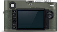 Leica M-P 240 Safari Edition