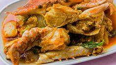 สูตร ปูผัดผงกะหรี่ อร่อยเทียบเท่าภัตตาคาร
