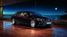 Mercedes-Benz เผยโฉม 2 ที่สุดแห่งความสง่า The new S-Class และ The Mercedes-Maybach S-Class สัญลักษณ์แห่งความเป็นผู้นำ
