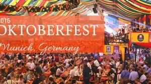 หนึ่งปีมีครั้ง! Oktoberfest 2016 เทศกาลเบียร์ใหญ่ที่สุดในโลก
