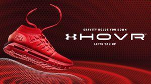 Under Armour HOVR รองเท้าวิ่งรุ่นใหม่ให้ความรู้สึกไร้แรงโน้มถ่วง เปิดตัวครั้งแรกในประเทศไทย