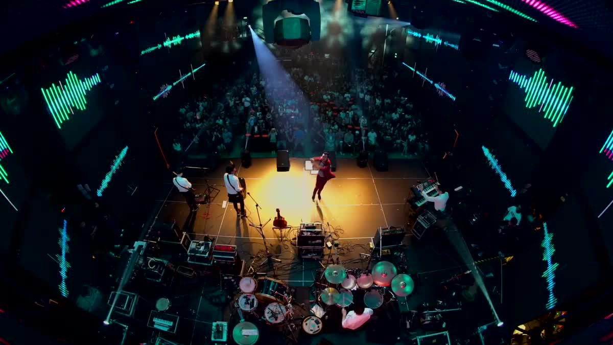 """เพลง ลมหายใจ : ป๊อด ธนชัย อุชชิน  Mono Fresh 2 TONE CONCERT  """"ตอน SURF ROCK สองจังหวะรัก"""""""