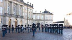 ทหารรักษาพระองค์เดนมาร์ก บรรเลงเพลง'Marsch Siamese' เทิดพระเกียรติในหลวง ร.9