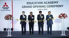 Mitsubishi Motor เปิดตัวสถาบันการศึกษาและฝึกอบรมในจังหวัดปทุมธานี