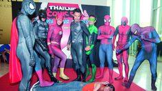 Hit on สาว คอสเพลย์ งาน Thailand comic con