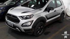 หลุดภาพโฉมใหม่ของ Ford EcoSport Storm 4WD แบบเต็มๆ!
