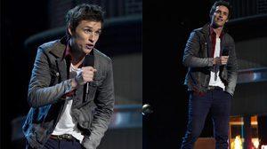 นิวท์ สคามันเดอร์ โผล่จากกระเป๋า! เอ็ดดี เรดเมย์น ปรากฏตัวบนเวที MTV Movie Awards