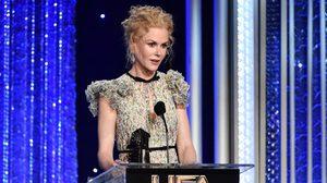 Lion ส่งให้ นิโคล คิดแมน คว้ารางวัลสมทบหญิงยอดเยี่ยมจาก Hollywood Film Award
