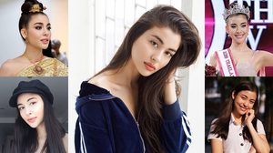 สวยอินเตอร์ เฮเลน่า บุช แฟนสาว ชัปปุยส์ ดีกรีรองอันดับ 2 มิสไทยแลนด์เวิลด์ | นักศึกษา ม.กรุงเทพ