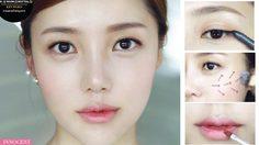 แต่งหน้าเกาหลี ผิวสวยเปล่งประกาย ออร่ากระจายแบบธรรมชาติ!!!
