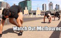 ออกกำลังกาย Crunning แนวใหม่ สุด Extreme ที่ได้ทุกส่วนจริงๆ