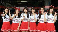 BNK48 บุกสนามช้างฯ เชียร์ทีมแข่ง เอ.พี.ฮอนด้า