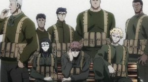 Cartoon Jormungand