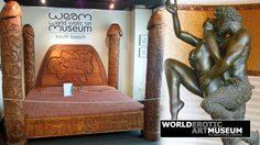 World Erotic Art Museum ศูนย์รวมความเร้าใจที่สายอีโรติกไม่ควรพลาด