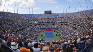 เริ่มต้นการแข่งขันเทนนิสยูเอสโอเพนปี 2015!!