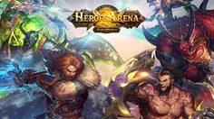 Heroes Arena เกม MOBA มือถือสุดมันส์ เตรียมเปิดให้แฟนๆ iOS ได้เล่น 14 เมษายนนี้