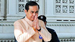 บิ๊กตู่ชื่นใจคนไทยใช้สิทธิ์ เตือนใครคิดร้ายให้คำนึงถึงพลังประชามติ
