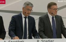 """เยอรมนีจับซีอีโอ """"ออดี้"""" พัวพันโกงตัวเลขมลพิษ"""