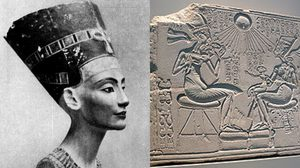 ประวัติศาสตร์ เนเฟอร์ติติ ราชินีอียิปต์ผู้หายสาบสูญ