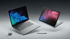 เปิดราคา Surface Book 2 ในไทย เริ่มต้นครึ่งแสน ตัวท็อปเกินแสน พร้อม Surface Laptop ที่เริ่มจองได้แล้ว