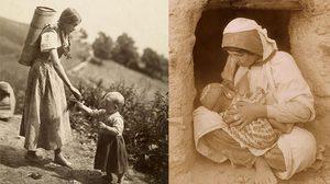 ภาพเก่าหาดูยาก ของเหล่าแม่ ๆ ทั่วโลก จากนิตยสาร National Geographic