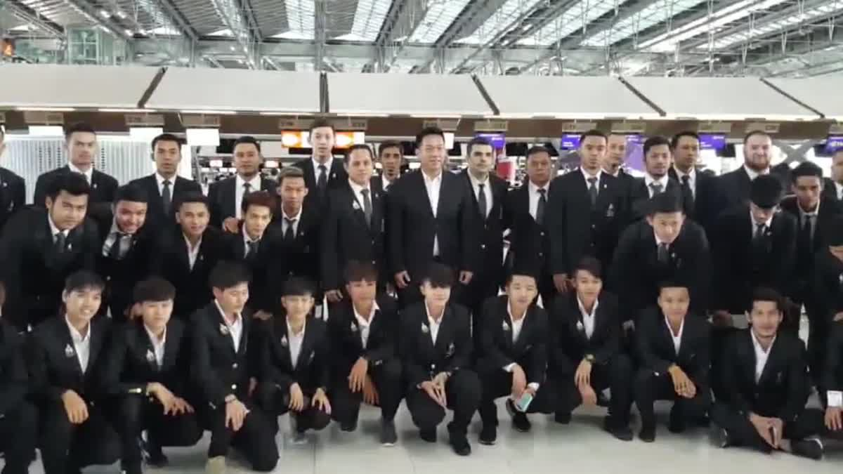'ทัพโต๊ะเล็กไทย' เหินฟ้าเตรียมล่าเหรียญทองให้ทัพนักกีฬาไทยในซีเกมส์ 2017