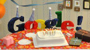 4 กันยา ครบรอบวันก่อตั้ง Google