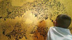 """ปรบมือให้รัวๆ น้องอามานี่ ใช้เวลากว่า 50 วัน วาดภาพ """"พระราชาของอามานี่"""""""